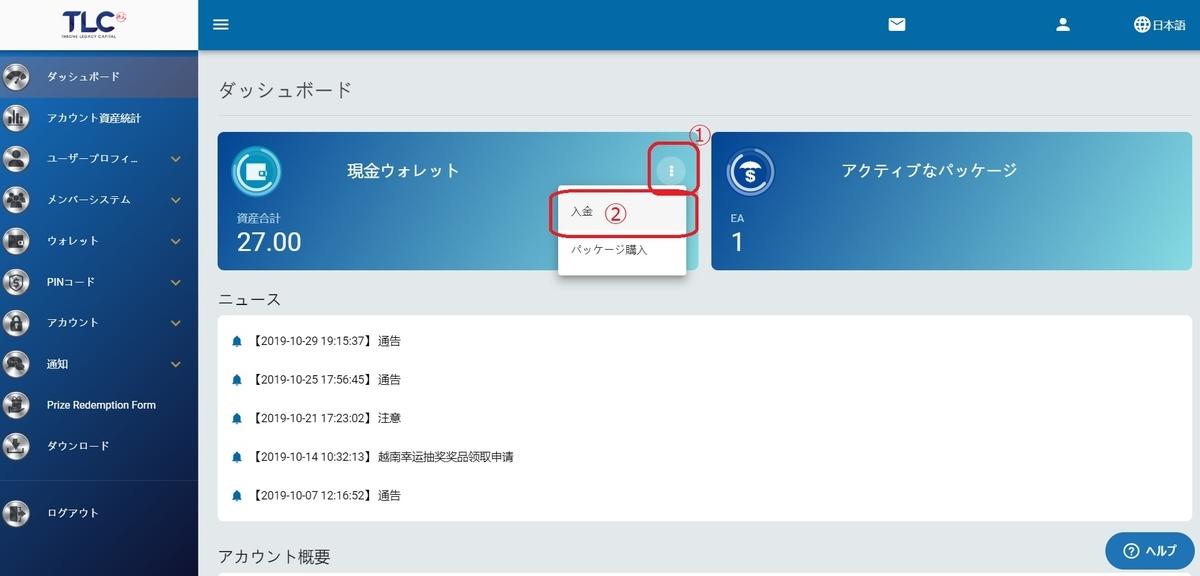 IBH銀行×TLC-入金ダッシュボード編-