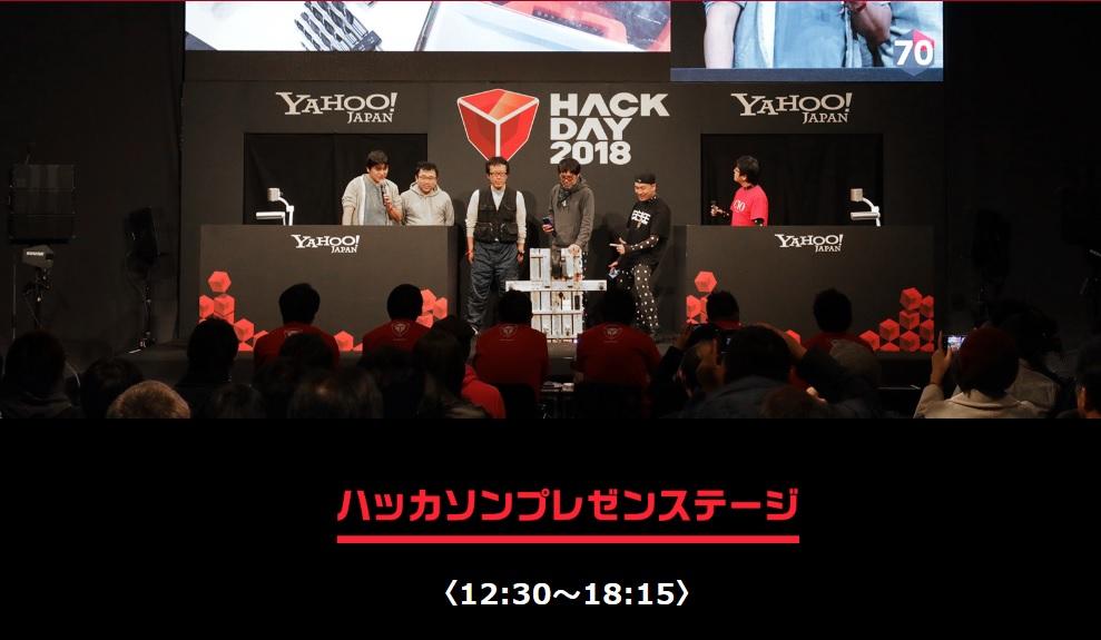 Hack Day 2019 -プレゼンステージ-