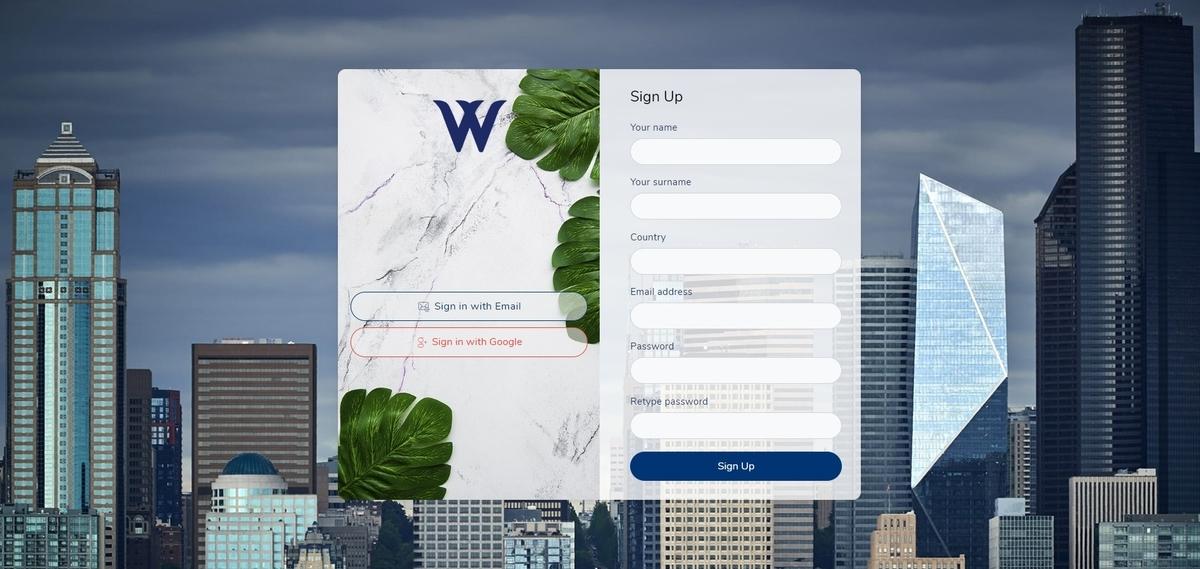 Watford LLC -登録作業2-