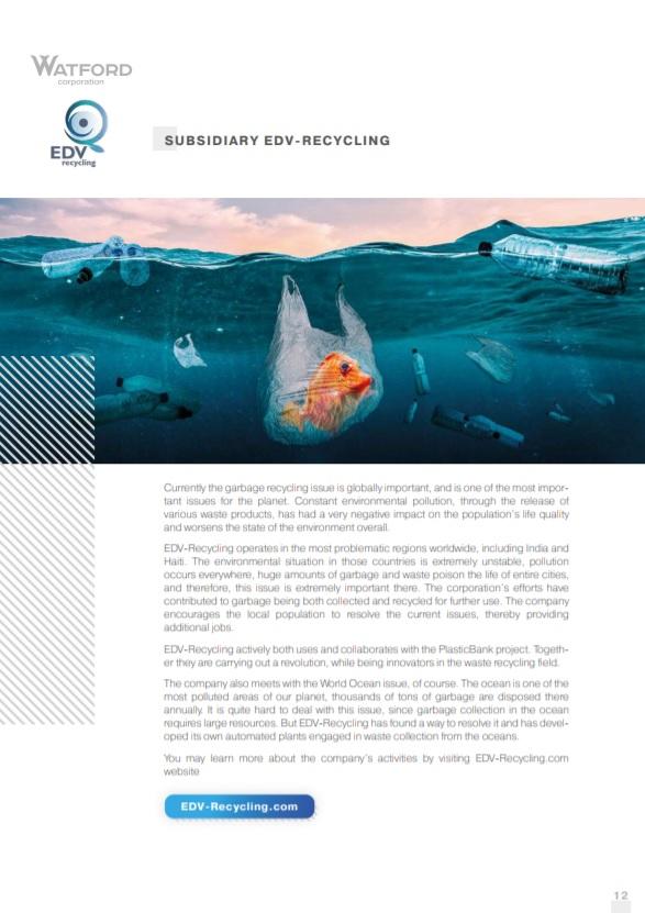 EDV-Recycling subsidiary
