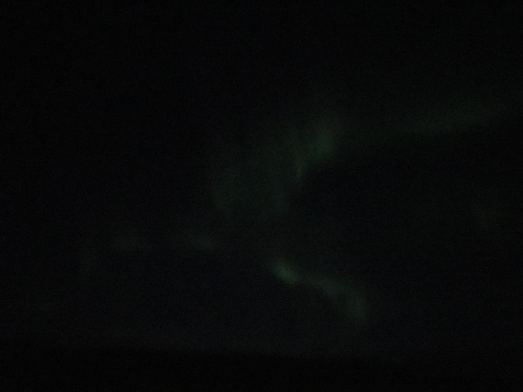 アイスランドのオーロラ1