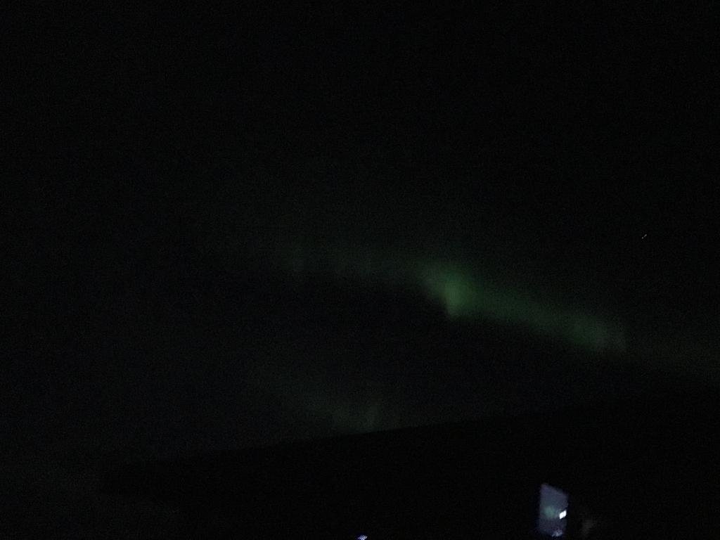 アイスランドのオーロラ3
