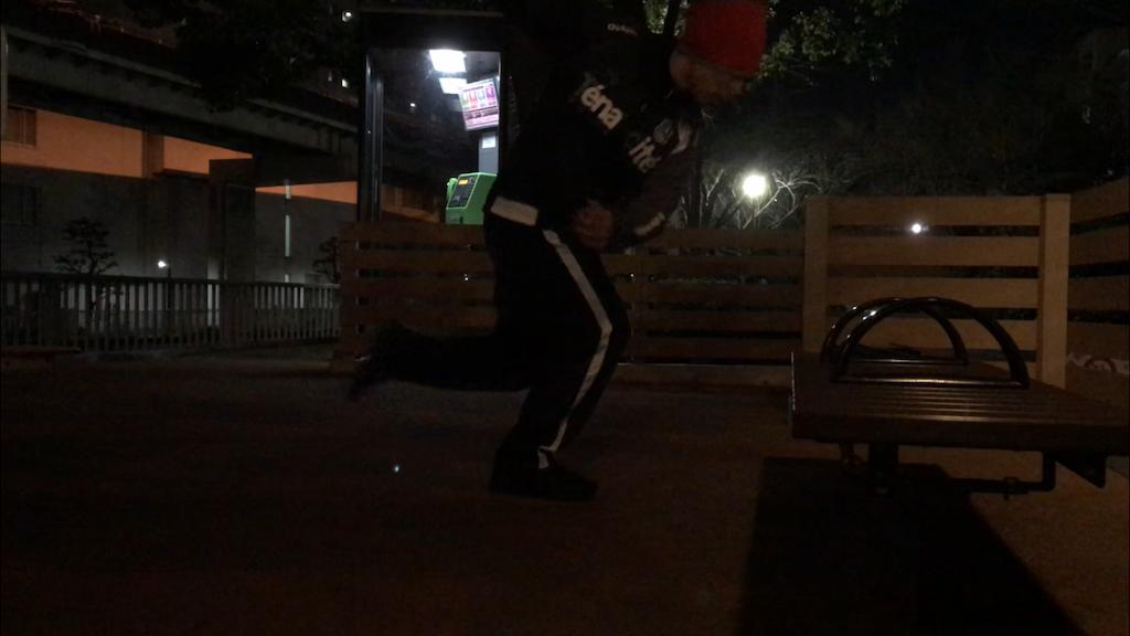 スケーターラン