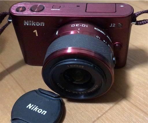 NIKON1 J2モデル