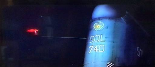 衛星兵器 SOL