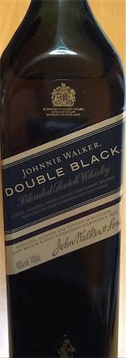 ジョニー・ウォーカー ダブルブラック
