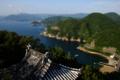 [神社]雲見浅間神社 烏帽子山 展望台からの眺め