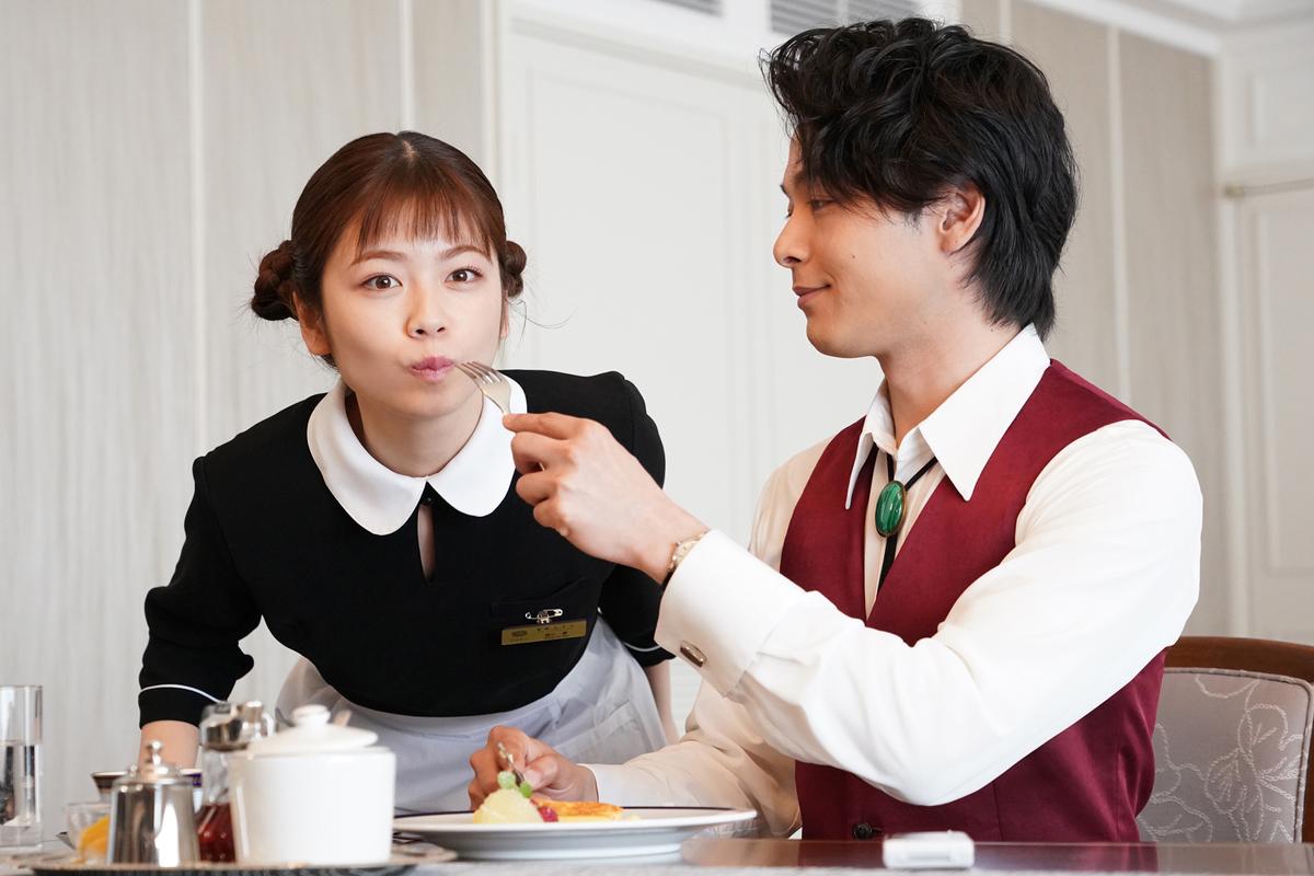 美食 探偵 志田 未来