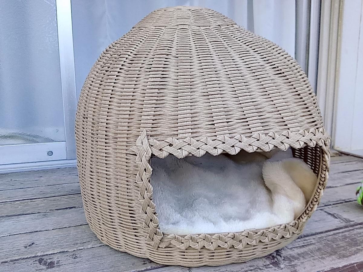 エコ クラフト 猫 ハウス 作り方
