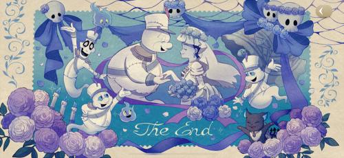 マリッジ ゴースト 期間限定イベント「ゴースト・マリッジ ~運命のプロポーズ~」!スマホアプリ『ディズニー