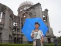 20110820原爆ドーム