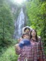 20120808くろくまの滝