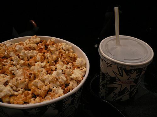 映画館の飲食物
