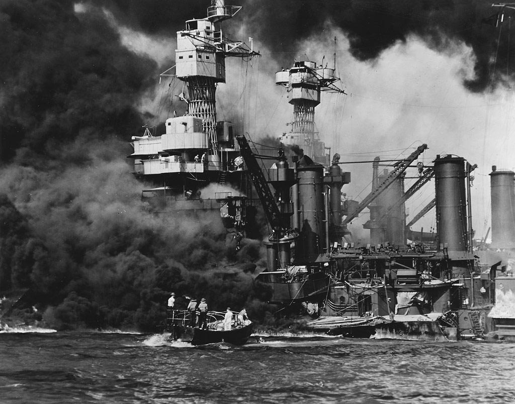 真珠湾攻撃をテーマにした映画
