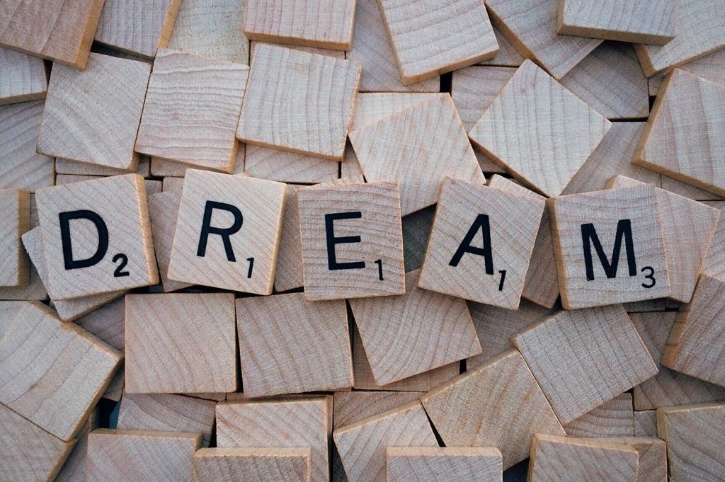 達成後の夢を持つ