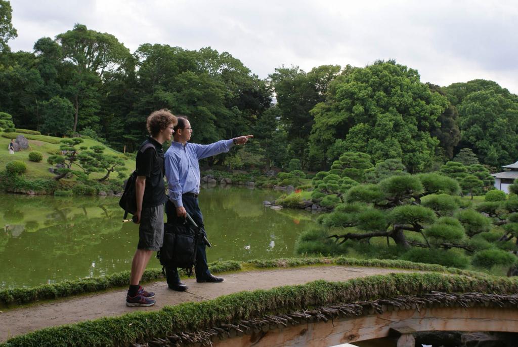 「おもてなし」の魅力いっぱい。外国人を案内したい東京・深川エリア