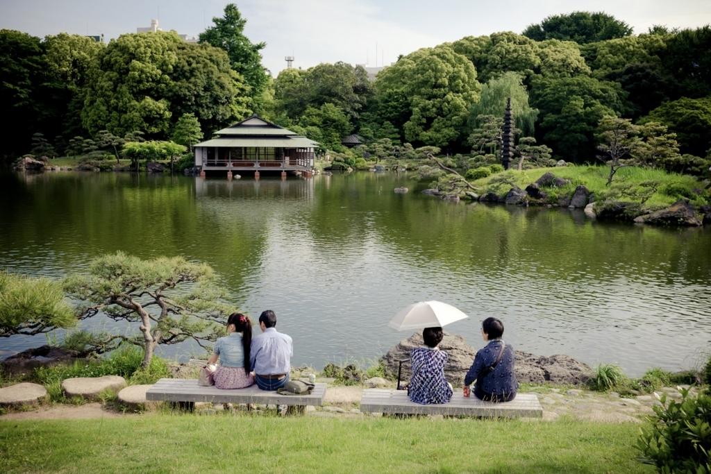 江戸の昔にタイムスリップしたかのようなのどかな雰囲気が印象的だった