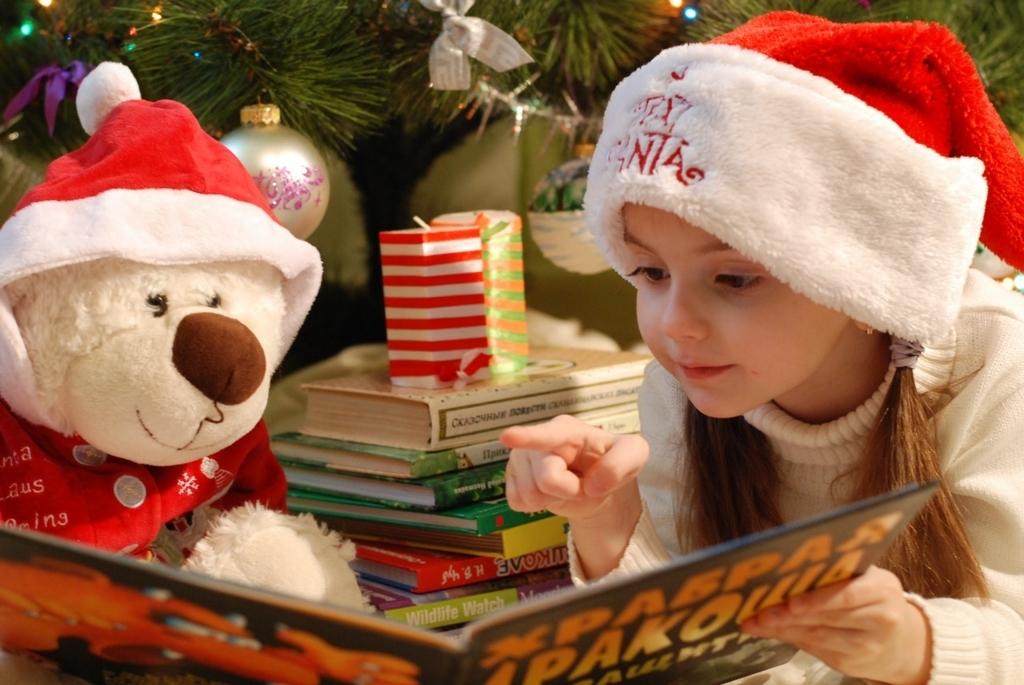 サンタは何で子どもが好きなの?