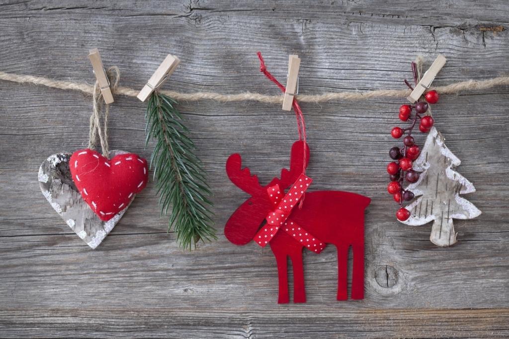 クリスマスの4色の意味は?