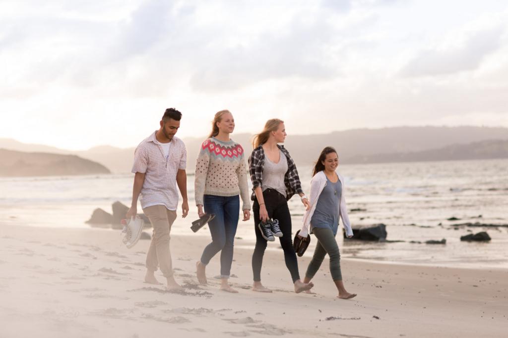 英語プラスアルファが身に付く、ニュージーランド留学の魅力