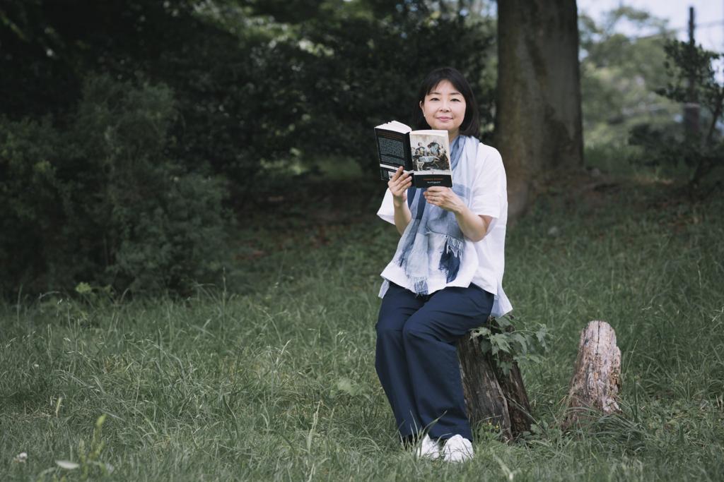 英語朗読家・青谷優子さんが日々欠かさないトレーニングとは?