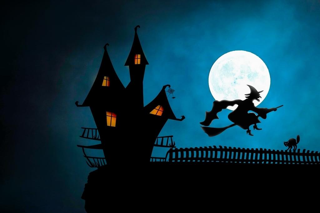 仮装にカボチャ、夜の魔女。ハロウィーンの起源について知ろう!