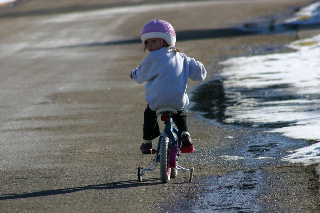 対策はあくまで自転車の「補助輪」