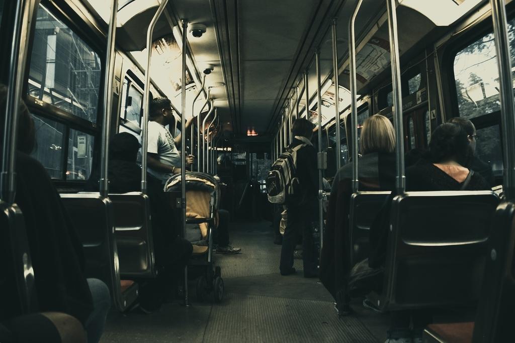 「バス」と「愛」の共通項とは?