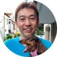 Kan Andrew Hashimotoさん
