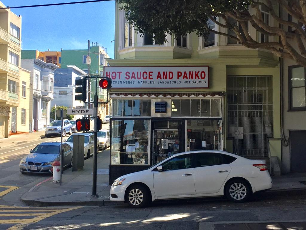 カジュアルな人気店「Hot Sauce and Panko」