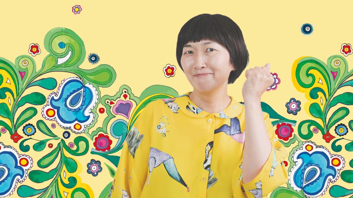私を見て笑ってくれる。それが一番うれしいこと お笑い芸人、川村エミコさんインタビュー(前編)