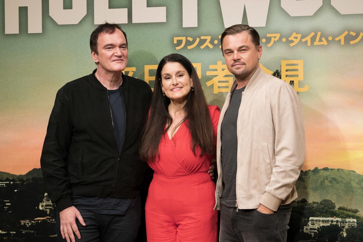 絶賛公開中!『ワンス・アポン・ア・タイム・イン・ハリウッド』来日記者会見レポート