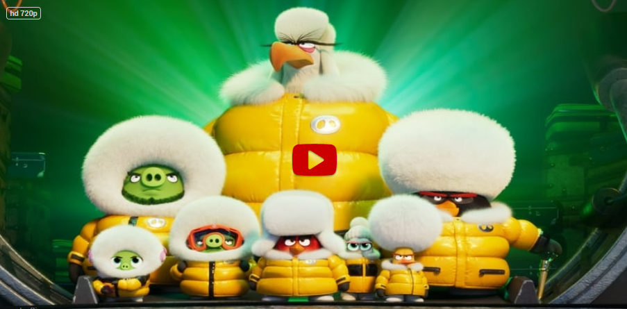 Watch The Angry Birds Movie 2 2019 Full Movie Watch Download