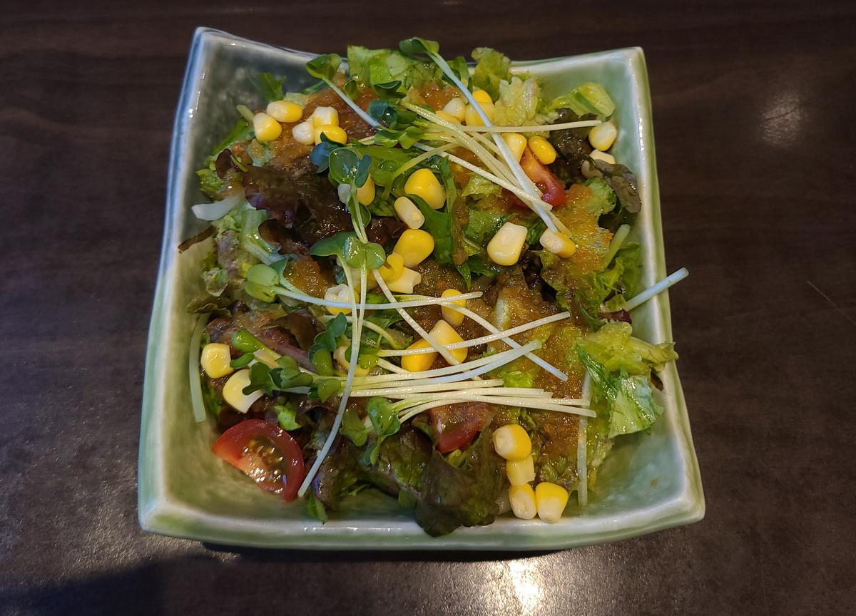 新鮮オリジナルサラダ