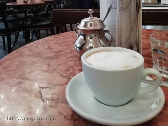 ウィーンにあるカフェ「DEMEL(デメル)」