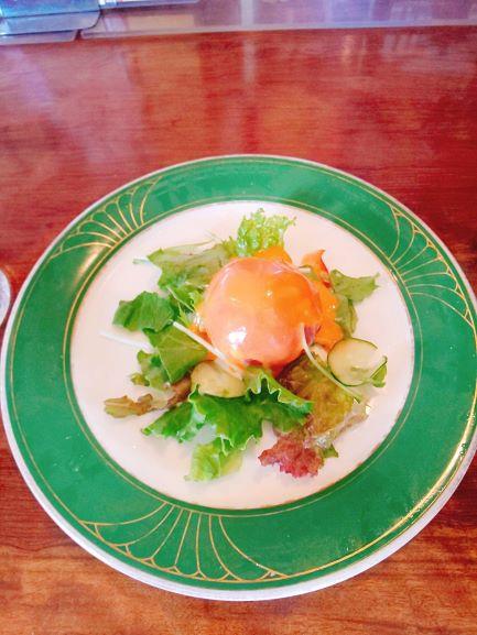 Tomato Farcy Salad