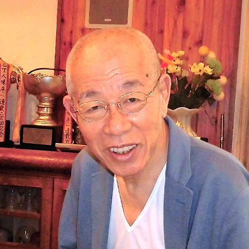 願行寺住職の顔写真