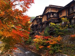 黒川温泉の写真1