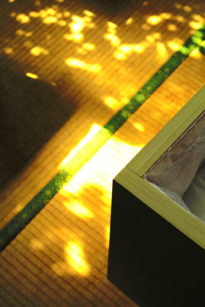 棺桶の写真
