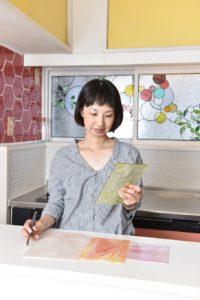 アズグラス中村さんの写真