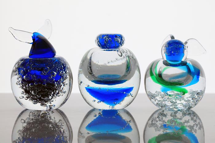 ガラスの小さなお墓KOBOの種類の多さがわかる画像