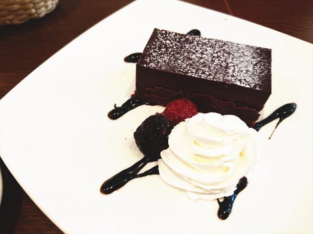 カフェ&バル類チョコケーキ