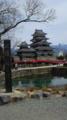 松本城 今回初めて来てみました