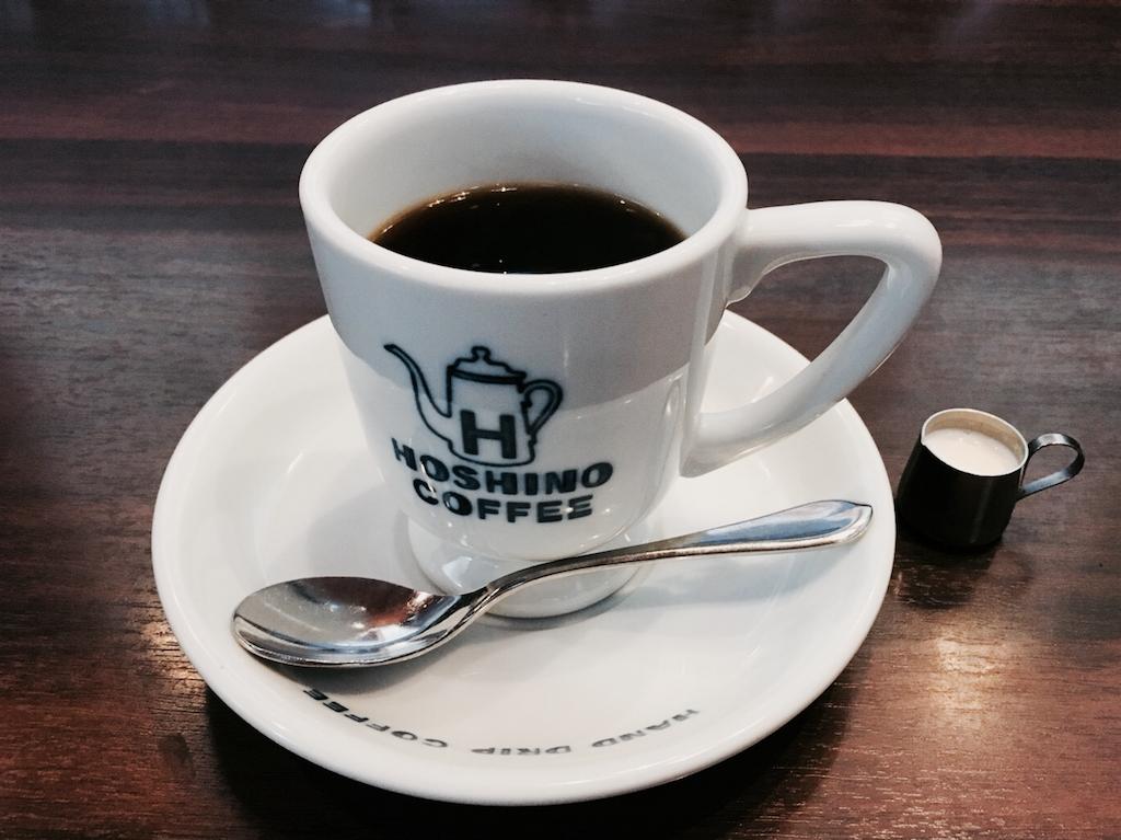 コーヒー 星乃ブレンド