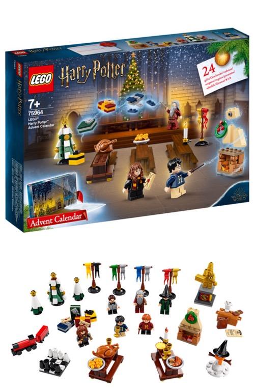 レゴ アドベントカレンダー ハリーポッター