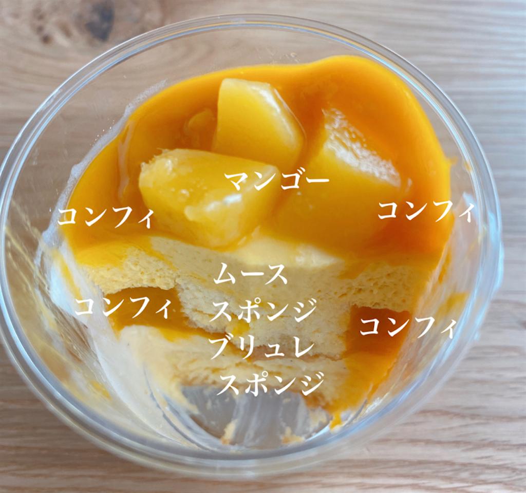 ピエール・エルメ×セブンイレブン コラボスイーツ カップケーキ