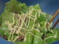キャベツナサラダ