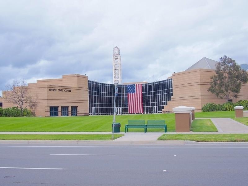 アーバイン市庁舎