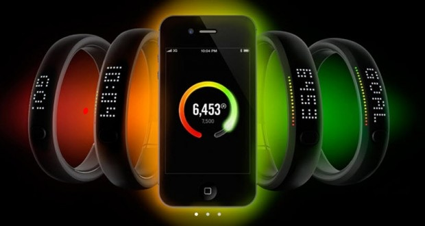 Nike+ FuelBandを購入後初めての設定ポイント未到達