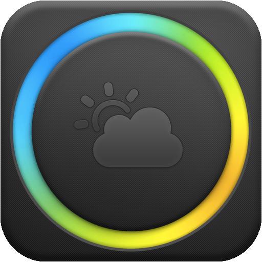 またお天気アプリを買っちゃった脳天気な私~時計仕掛けのお天気アプリ~